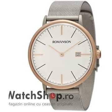 Ceas Romanson CLASSIC TM4267M MC-WH