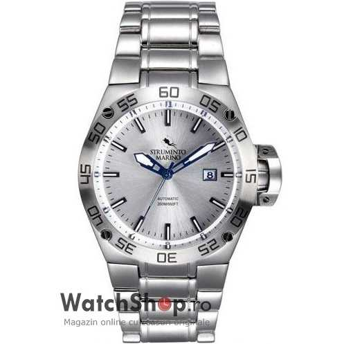 Ceas Strumento Marino DEFENDER AUTOMATIC SM104MB/SS/BN