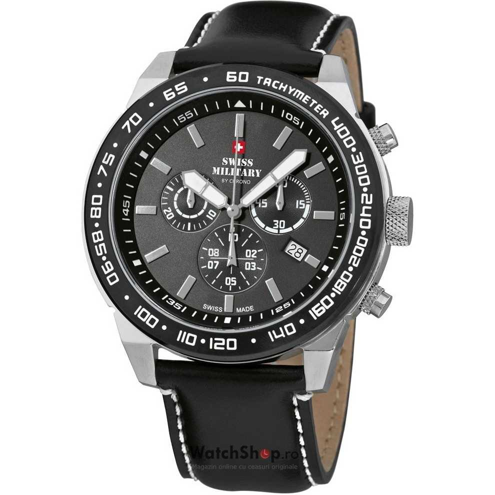 Ceas Swiss Military by CHRONO SM34030.03 Cronograf