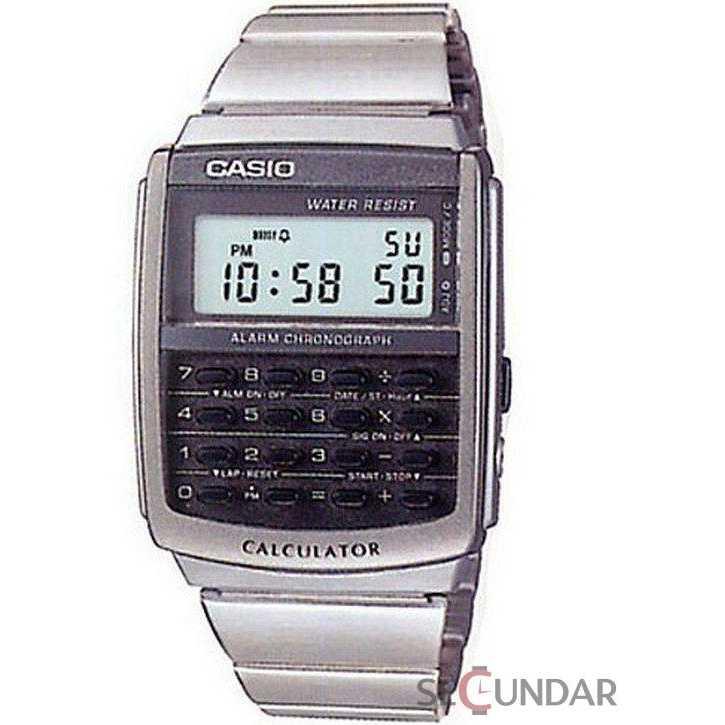 Ceas Casio Data Bank CA-506-1DF Barbatesc