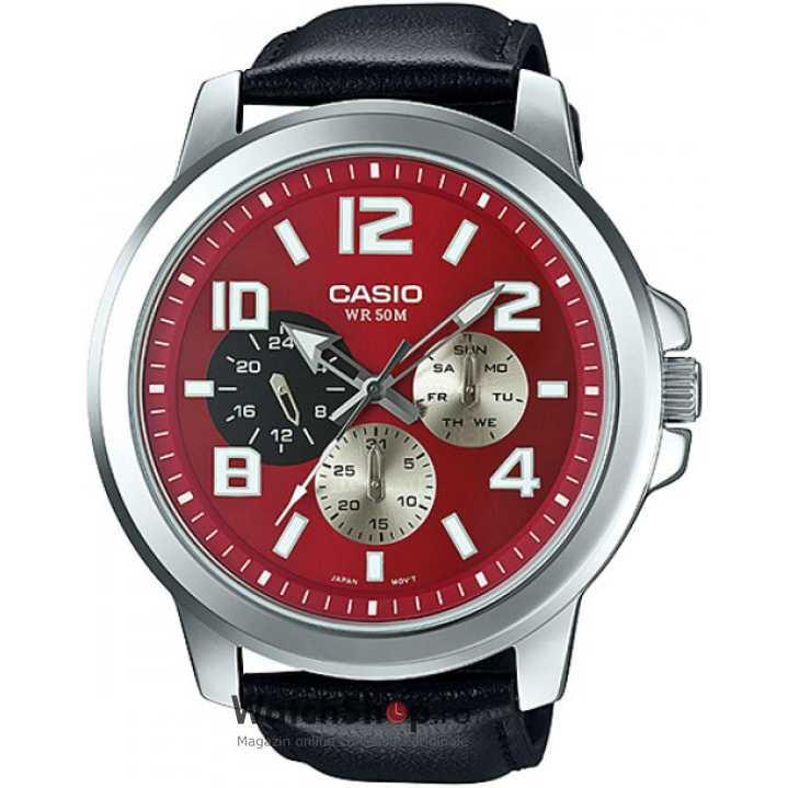 Ceas Casio CLASIC MTP-X300L-4A