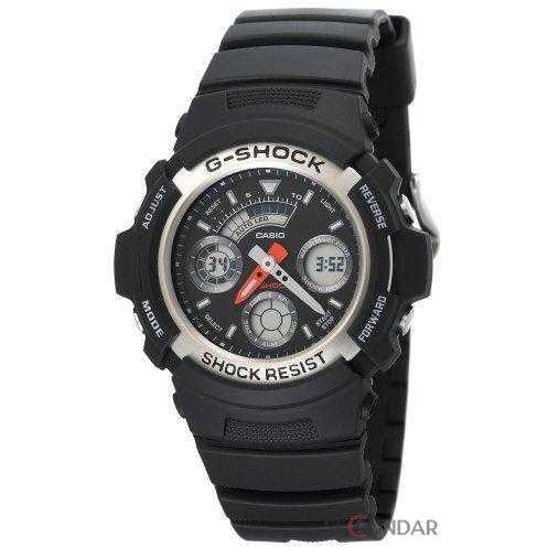 Ceas Casio G-SHOCK AW-590-1A Barbatesc