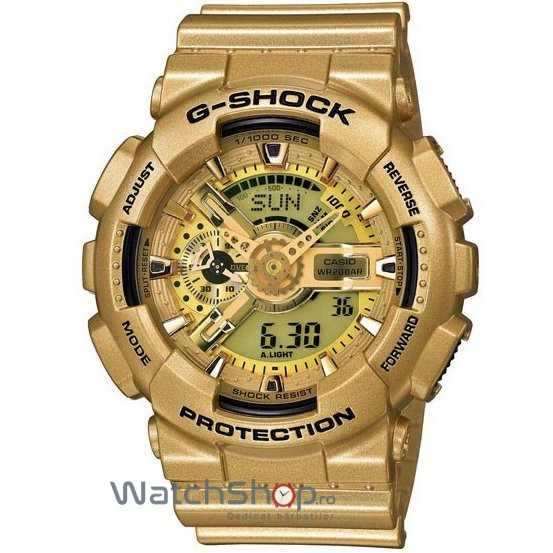Ceas Casio G-SHOCK GA-110GD-9AER
