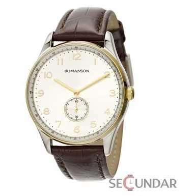 Ceas Romanson Classic TL0329D MC-WH Barbatesc