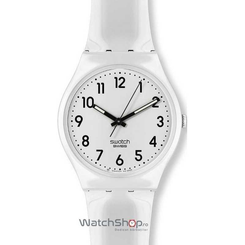 Ceas Swatch ORIGINALS GW151 Just White