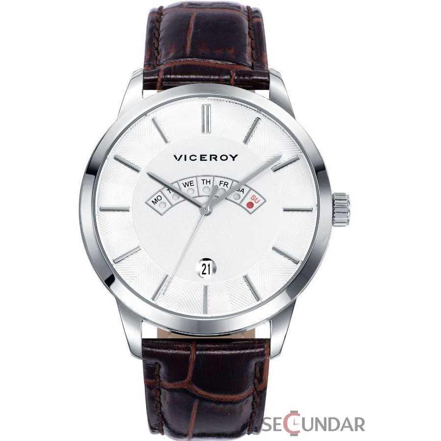 Ceas Viceroy Casual Quartz 471017-07 Barbatesc