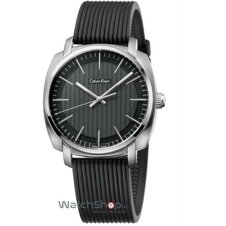 Ceas Calvin Klein HIGHLINE K5M311D1 Black