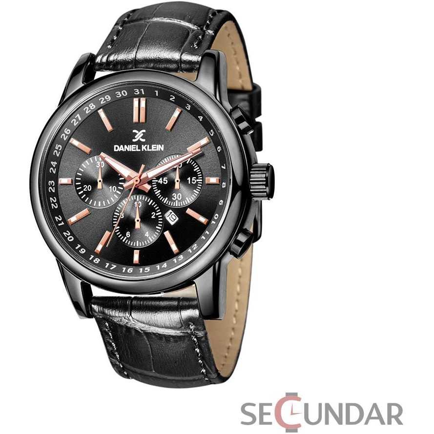 Ceas Daniel Klein Premium DK10989-3 Barbatesc