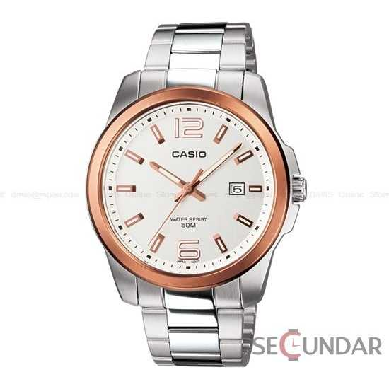 Ceas Casio Metal Fashion MTP-1296D-7AVDF Barbatesc