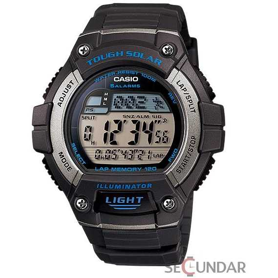 Ceas Casio Solar Powered W-S220-8AVDF Barbatesc