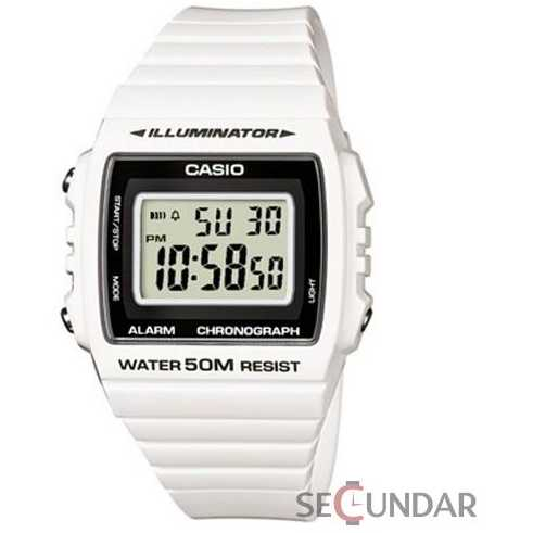 Ceas Casio W-215H-7A Illuminator Digital Unisex