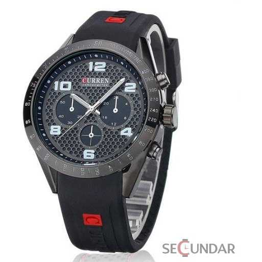 Ceas Curren Casual Sports M8167 Barbatesc