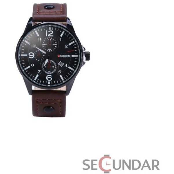 Ceas Curren Fashion Analog M8164 Barbatesc