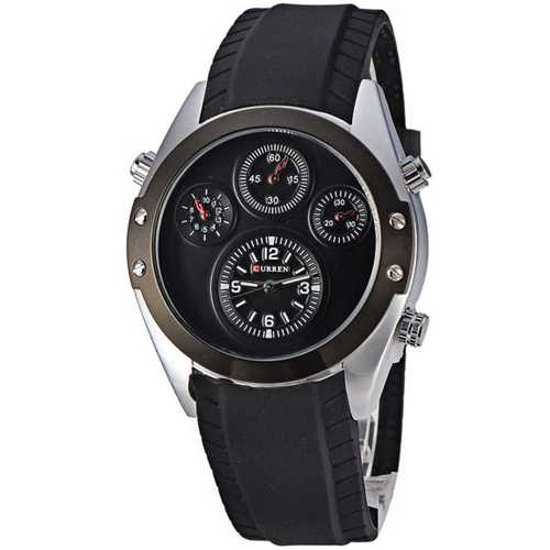 Ceas Curren Military Quartz M8141 Barbatesc