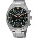 Ceas original Seiko SPORTS SNN235P1 Cronograf
