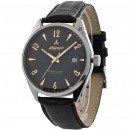 Ceas Atlantic WORLDMASTER ART DECO MECHANICAL 51651.41.65G Barbatesc