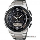 Ceas original Casio OUTGEAR SGW-500HD-1BVER Twin Sensor Sport Gear