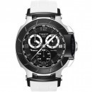 Tissot T-Race Chronograph Gent Black White