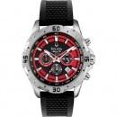 Ceas Bulova 96B186 Sport Marine Star Black & Red Dial Barbatesc