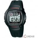 Ceas Casio W-210-1CVDF Iluminator Black Digital Barbatesc