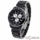 Ceas Detomaso ANCONA Black Silver DT1037-A Barbatesc
