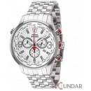 Ceas Detomaso AURINO Chronograph Silver/Silver DT1061-D Barbatesc