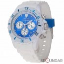 Ceas Detomaso COLORATO Chronograph White/Blue DT2019-K Barbatesc