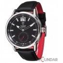 Ceas Detomaso DT1060-C CERVINO Silver/Black Barbatesc