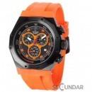 Ceas Detomaso LAGO Chronograph Orange/Black DT2025-A Barbatesc