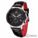 Ceas Detomaso MILANO Chronograph Silver/Black DT1052-A Barbatesc