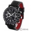 Ceas Detomaso RIMINI Chronograph Black DT1002-A Barbatesc