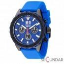 Ceas Detomaso SALSO Chronograph Blue DT2049-C Barbatesc