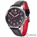 Ceas Detomaso SAVONA Black/Red DT1028-D Barbatesc
