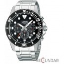 Ceas Lorus RT333BX9 Classic Silver Steel Bracelet & Case Mineral Barbatesc