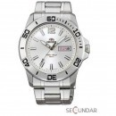 Ceas Orient SPORTY AUTOMATIC FEM76003W9 Silver Barbatesc
