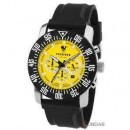 Ceas Poseidon 6020yel Chrono Silicon Yellow Barbatesc