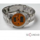 Ceas Sas Worldtime Bracellet Orange 3005ora Unisex