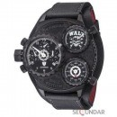 Ceas Detomaso Grandprix Walz Black DT-W1001-B Barbatesc