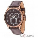Ceas Yves Camani ROUBION Retrograde Brown YC1056-E Barbatesc