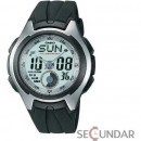 Ceas Casio Analog-Digital AQ-160W-7BVDF Barbatesc