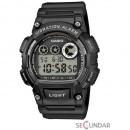 Ceas Casio SPORT W-735H-1AVDF Vibration Alarm Barbatesc