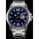 Ceas Orient FUG1X004D9 Sporty Quartz Silver Barbatesc