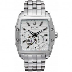 Ceas original Bulova AUTOMATIC 96A122 imagine mica