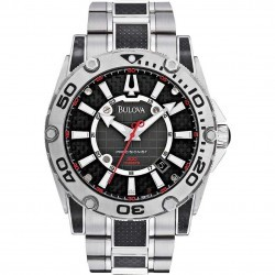 Ceas original Bulova PRECISIONIST 96B156 imagine mica