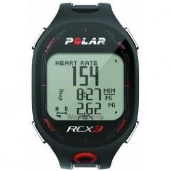 Ceas original Polar MULTISPORT RCX3M GPS BLACK 90042167 imagine mica