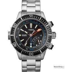 Ceas original Timex DEPTH GAUGE T2N809 Intelligent Quartz imagine mica