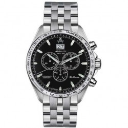 Ceas Atlantic WORLDMASTER CHRONO BIG DATE 55465.42.62 Barbatesc imagine mica