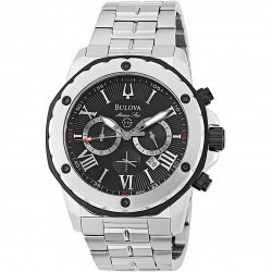 Ceas Bulova Marine Star Collection 98B106 imagine mica