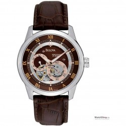 Ceas original Bulova AUTOMATIC 96A120 imagine mica