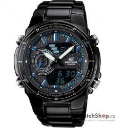 Ceas original Casio EDIFICE EFA-131BK-1AVEF imagine mica